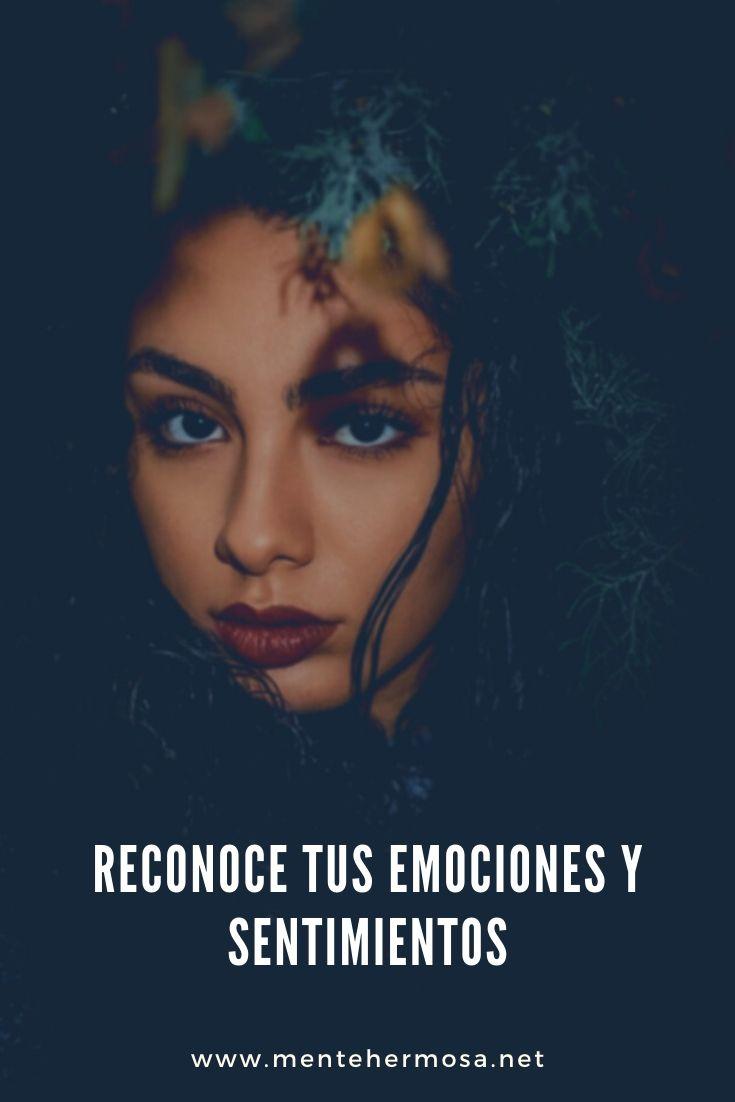 Reconoce Tus Emociones Y Sentimientos