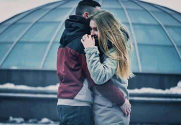 Estar con alguien que tiene miedo de perderte